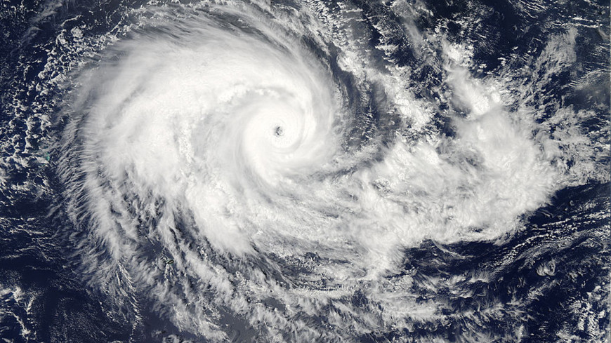 Ученые предсказали разрушительные ураганы там, где их никогда не было
