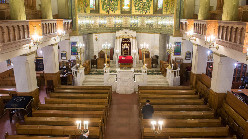 "Фото: Алан Кациев, ""«Мир 24»"":http://mir24.tv/, тора, синагога, евреи"