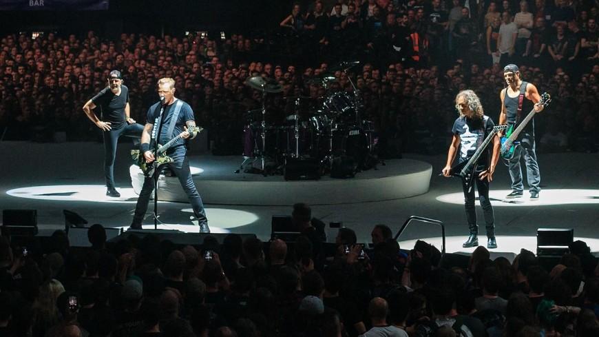 Metallica дала благотворительный концерт в Лос-Анджелесе