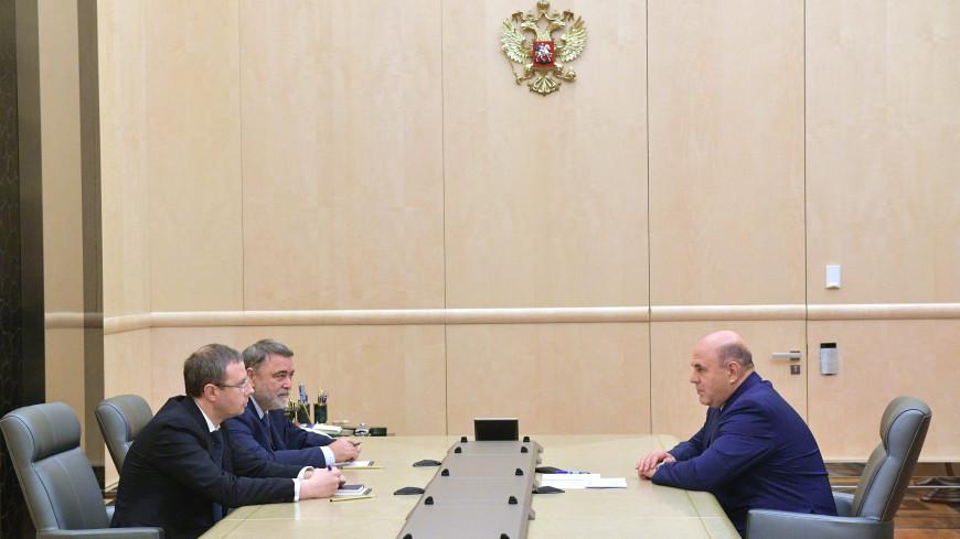 Глава ФАС Артемьев стал помощником премьер-министра Мишустина