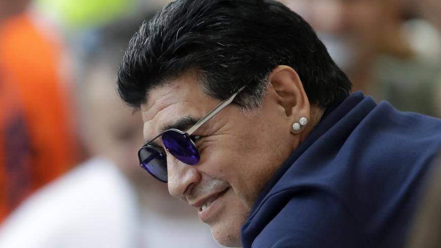 Марадона отправил последнее сообщение возлюбленному бывшей супруги