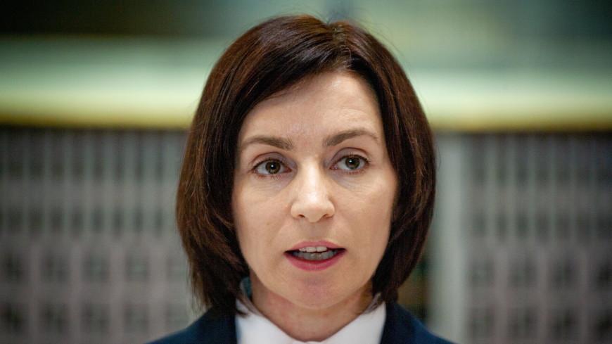 Санду набрала 36,16% голосов в первом туре выборов президента Молдовы