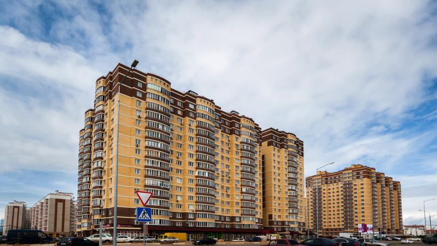 В Москве в третьем квартале раскупили рекордное количество жилья в новостройках
