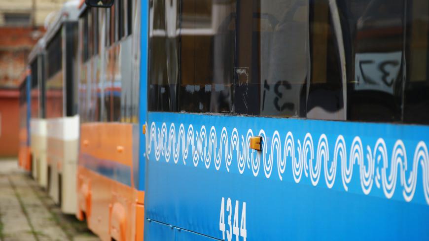 Московский трамвай впервые стал лауреатом международной премии Global Light Rail Awards