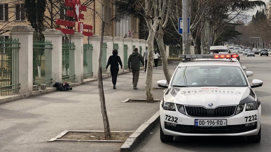 Захвативший заложников в Тбилиси мужчина извинился за свой поступок