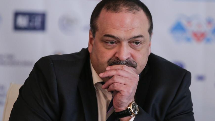 Врио главы Дагестана Меликов отправил в отставку правительство республики