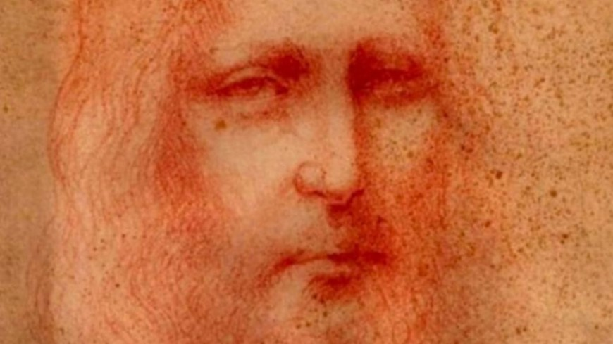 В Италии обнаружили неизвестный рисунок Леонардо да Винчи
