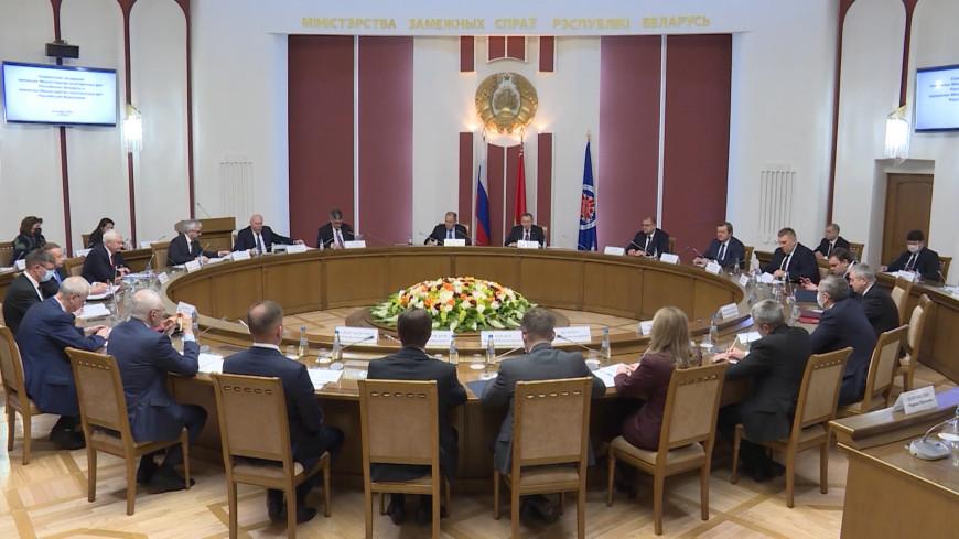 В Минске состоялось совместное заседание коллегии МИД России и Беларуси