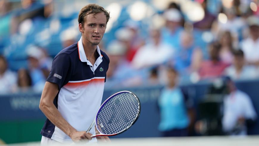 Джокович: Даниил Медведев – один из лучших теннисистов мира
