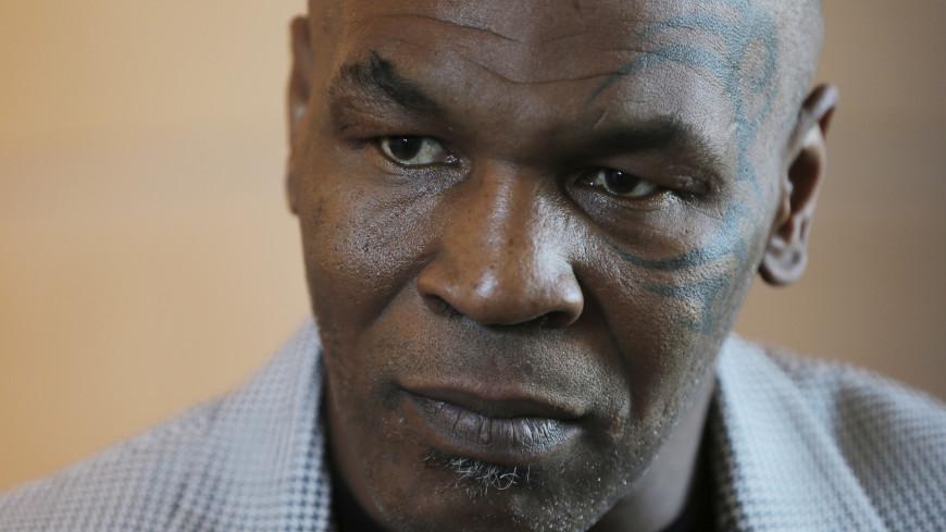 Тайсон признался в употреблении марихуаны перед боем с Роем Джонсом