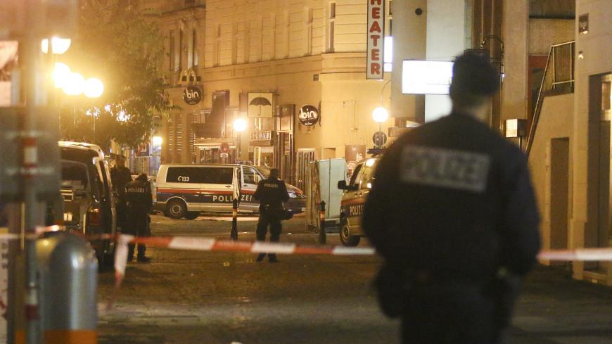 Число погибших во время теракта в Вене выросло до четырех
