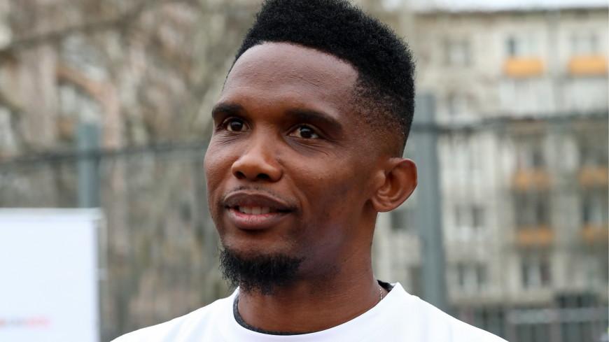 Экс-форвард «Анжи» Самуэль Это'О попал в ДТП в Камеруне