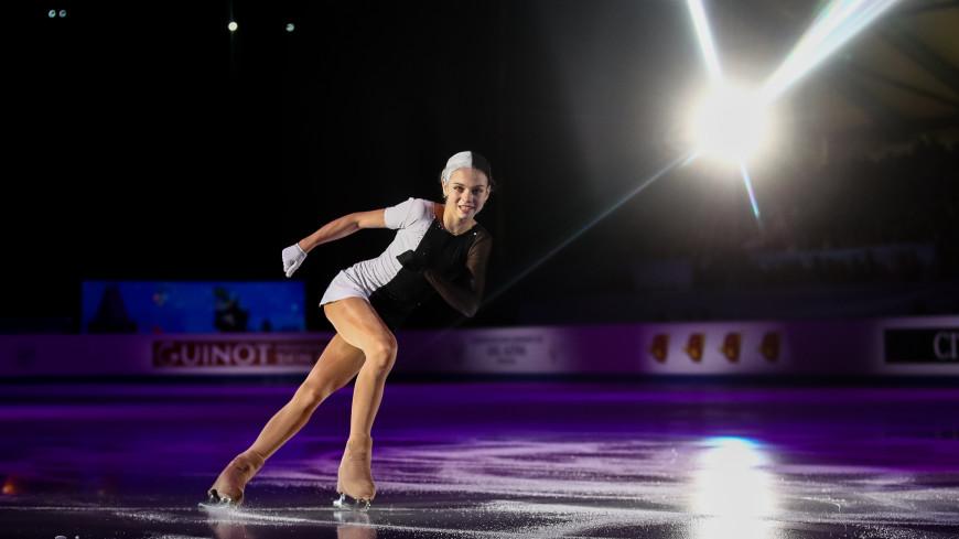 Трусова выиграла четвертый этап Кубка России по фигурному катанию