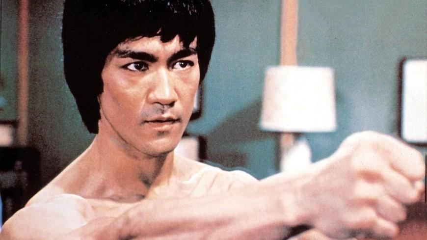 Брюс Ли. 1971г.