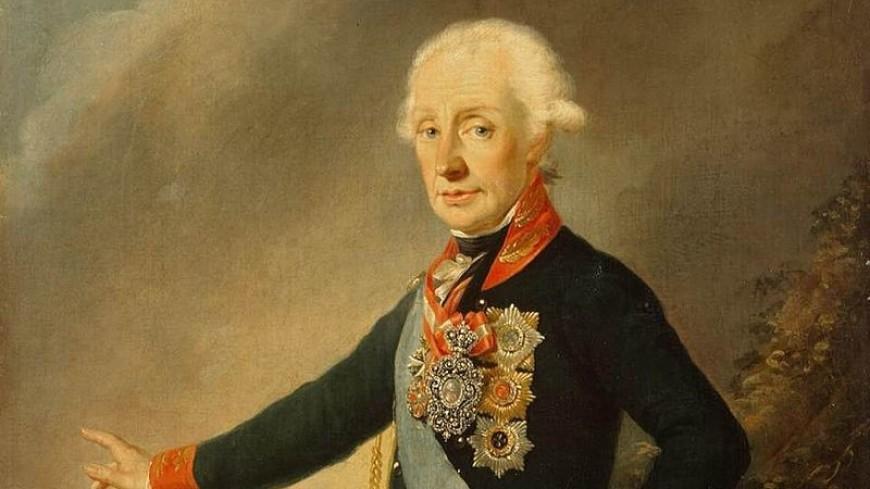 В этот день в 1794 году Суворов стал генерал-фельдмаршалом