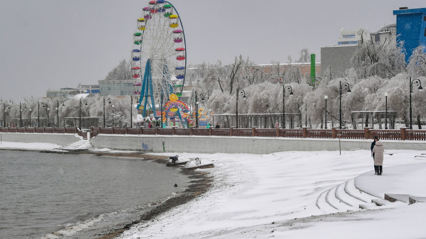Глава Минвостокразвития пообещал возвращения тепла и воды в Приморье в ближайшие сутки