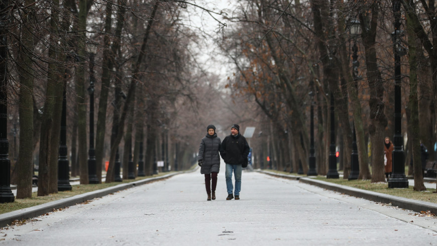Синоптик: Теплая погода с мокрым снегом и дождем установится как минимум до конца недели