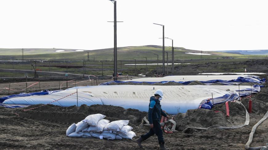 Названы причины разлива топлива на ТЭЦ в Норильске