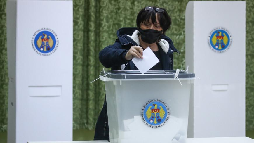 ЦИК: Явка на выборах президента Молдовы к 21:00 мск составила 51,89%