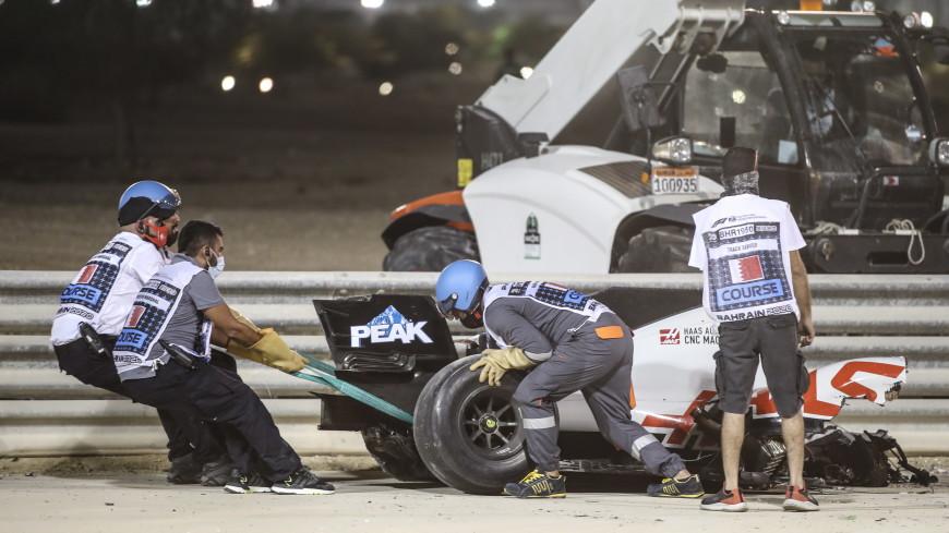 Современные технологии уберегли гонщика «Формулы-1» от смерти