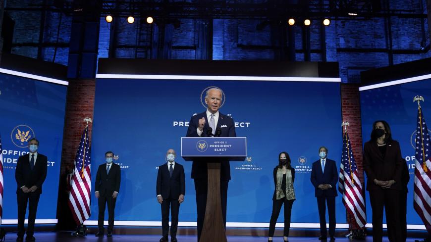 В Неваде суд утвердил победу Байдена на президентских выборах