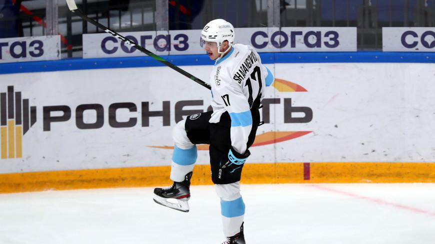 Минское «Динамо» побило рекорд скорострельности в КХЛ
