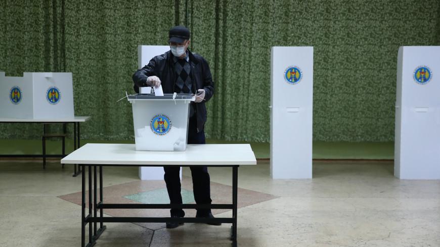 ЦИК: Явка на выборах президента Молдовы к 19:00 мск превысила 48%