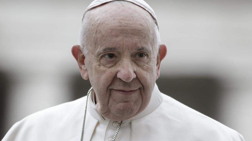 Папа римский объявил о специальной индульгенции из-за COVID-19