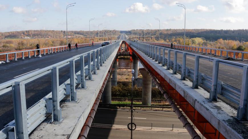 В Москве завершили ремонт четырех мостов