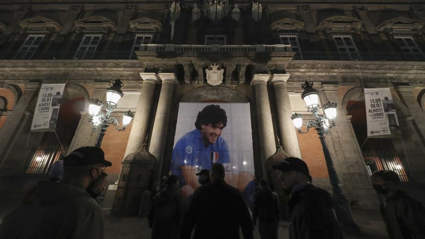 Последний путь легенды: в Аргентине похоронили Диего Марадону