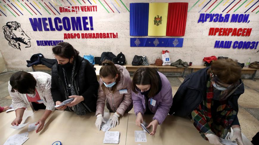 На выборах президента в Молдове лидирует Санду после подсчета 88% голосов