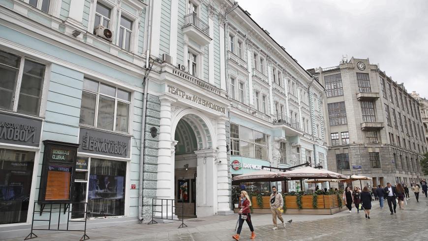 Театр Ермоловой отменил спектакли с Олегом Меньшиковым на месяц
