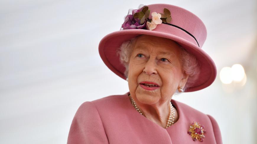 Британская королева Елизавета II выпустила собственный джин