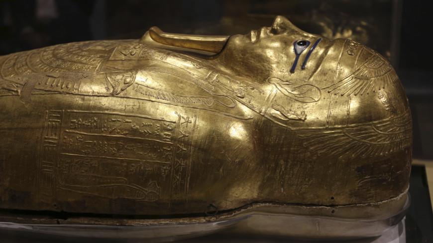 Ученые нашли внутри древнеегипетской мумии необычный артефакт