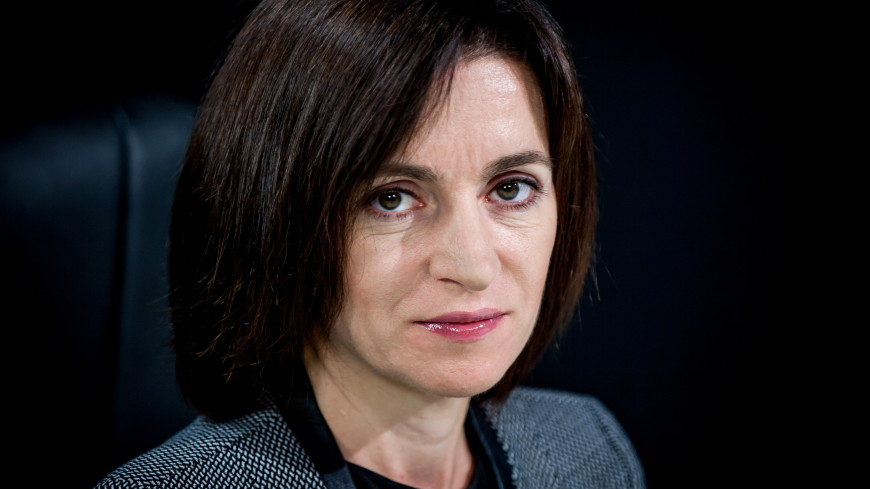Майя Санду победила на выборах президента Молдовы