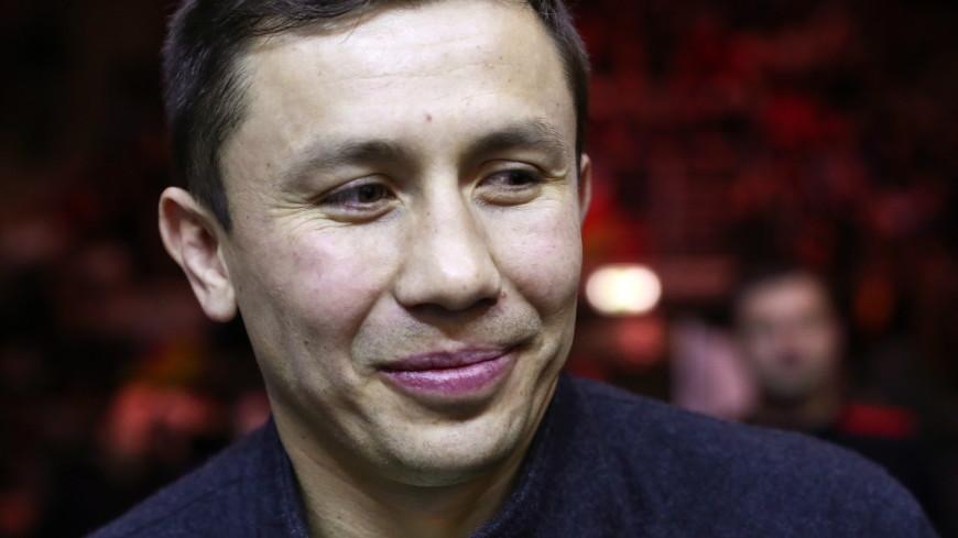 Бой казахстанца Головкина с поляком Шереметой пройдет 18 декабря