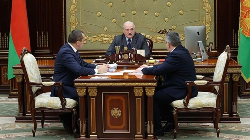Лукашенко поручил до 15 ноября завершить уборочную кампанию