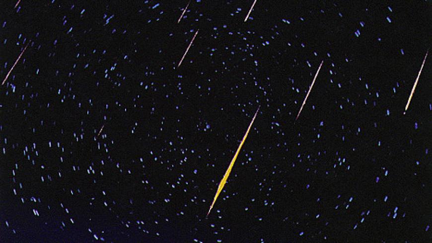 Жители Северного полушария увидят метеорный поток Леониды