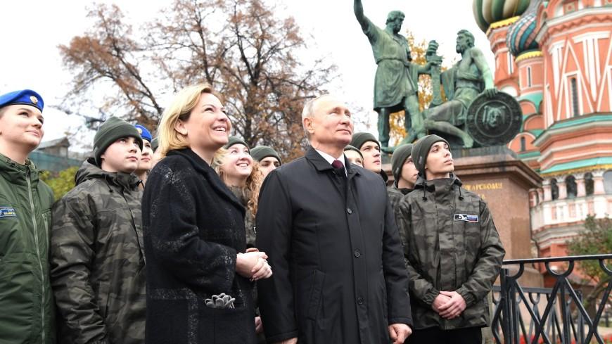 Путин: Права и обязанности должны быть в гармонии между собой
