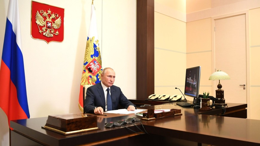 Путин: Достигнутые договоренности вокруг Карабаха создадут условия для урегулирования кризиса