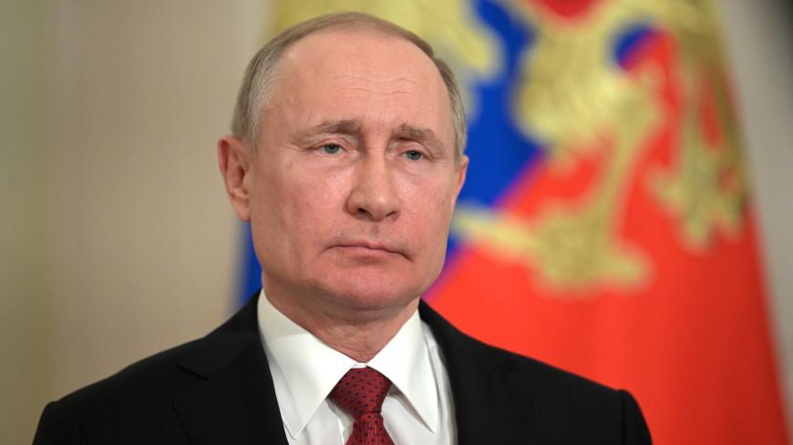Путин наградил орденом Мужества членов экипажа сбитого в Армении вертолета РФ