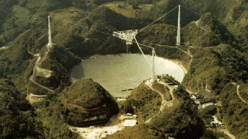 В США разберут один из крупнейших в мире телескопов: он проработал почти 60 лет