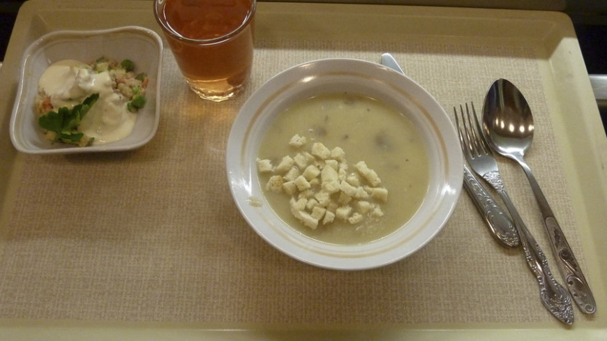 """Фото: """"«МИР 24»"""":http://mir24.tv/, столовая, поднос, обед, еда, пища, кулинария"""