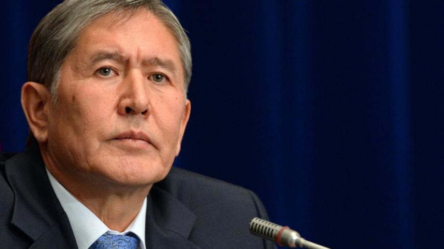 """Фото: """"Официальный сайт Президента Кыргызской Республики"""":http://www.president.kg/ru, атамбаев"""
