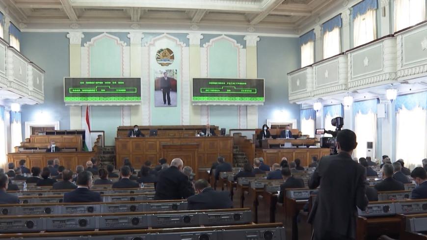 Депутаты Таджикистана приняли законопроект бюджета на 2021 год