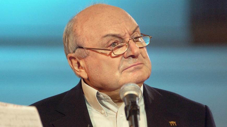 Похороны Михаила Жванецкого состоятся 9 ноября в Москве