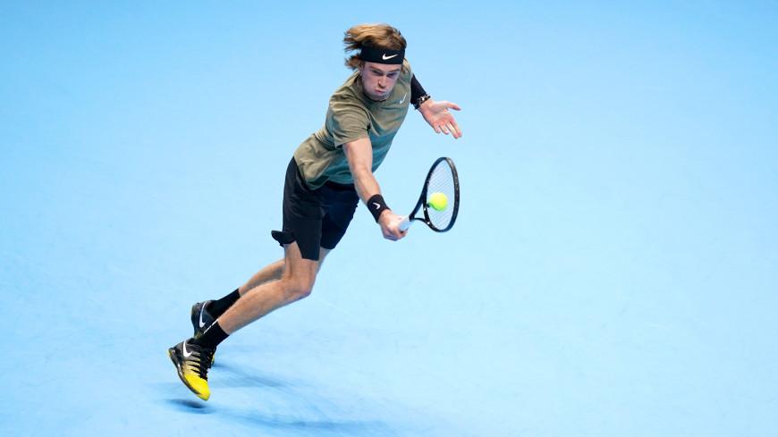 Рублев уступил Циципасу и не смог выйти в полуфинал Итогового турнира ATP