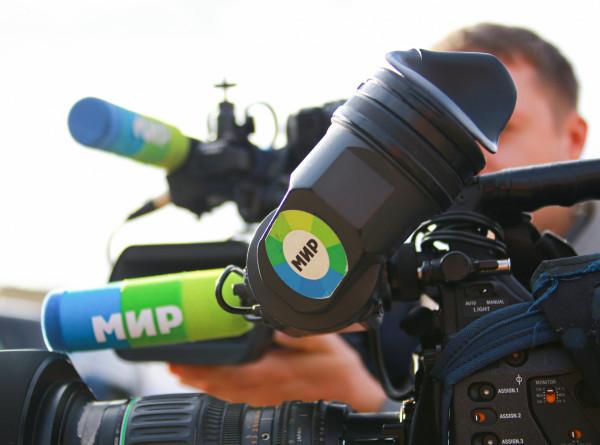 Тест: какую программу на телеканале «МИР» вы могли бы вести?
