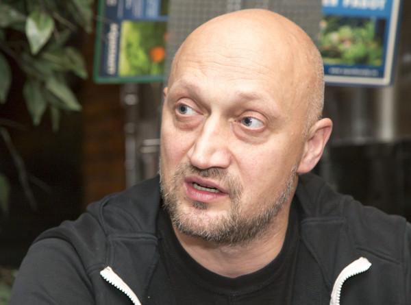 Актер Гоша Куценко заразился коронавирусом