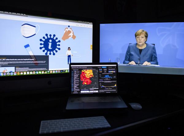 «Горькая пилюля сработает»: Меркель объяснила причину введения в Германии жесткого карантина